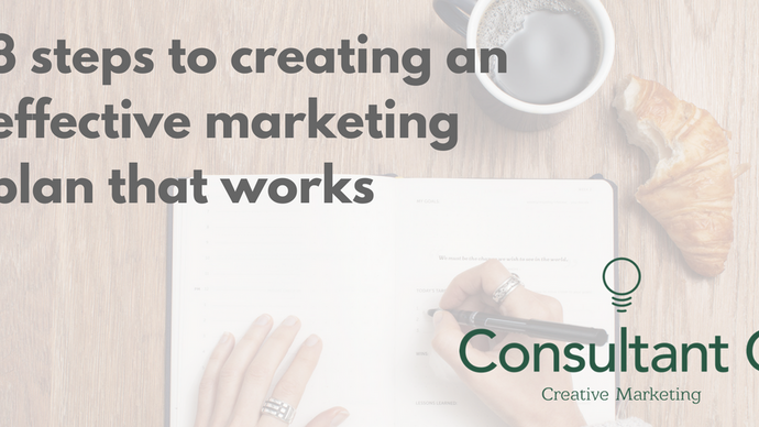 3 steps to a creating an effective marketing plan that works