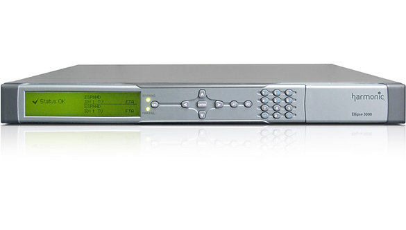 HARMONIC Ellipse 3102. Encoder Video / Audio. H.264/MPEG-2, 8/10 bit,3G,ASI & IP
