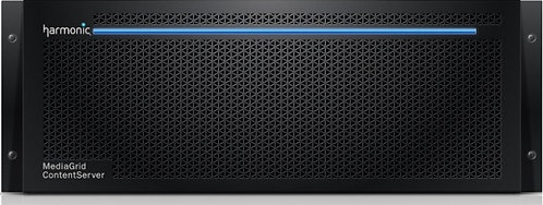 HARMONIC MEDIAGRID 4000. Shared Storage, Escalable, 36TB, RAID6. 10GbE