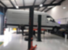 Inside RWB Autotec Ltd Leven