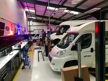 RWB Autotec Ltd we love vans