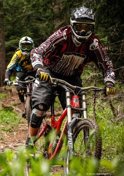 Biking in Borovets