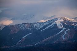 Ski pists Borovets