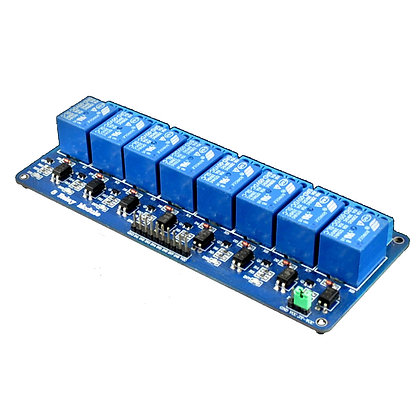 Modulo Relay 8 canales