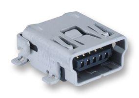 Mini Conector USB 2.0 hembra tipo B