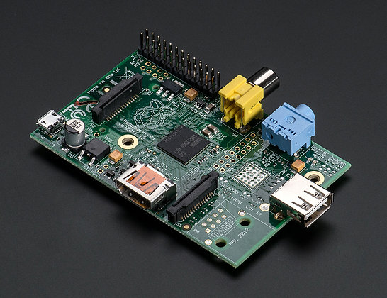 Raspberry modelo A
