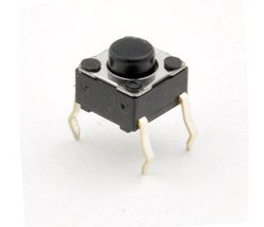 Mini Push Button Switch 4 Pines