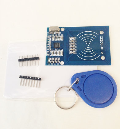RFID Antena y tarjeta