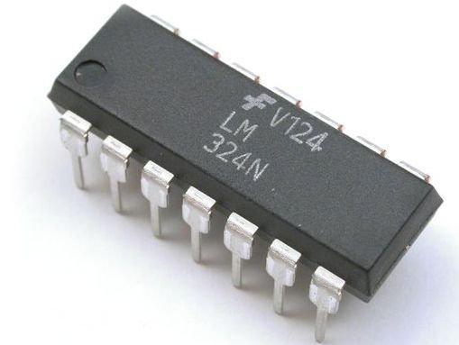 LM324 (OPAM)