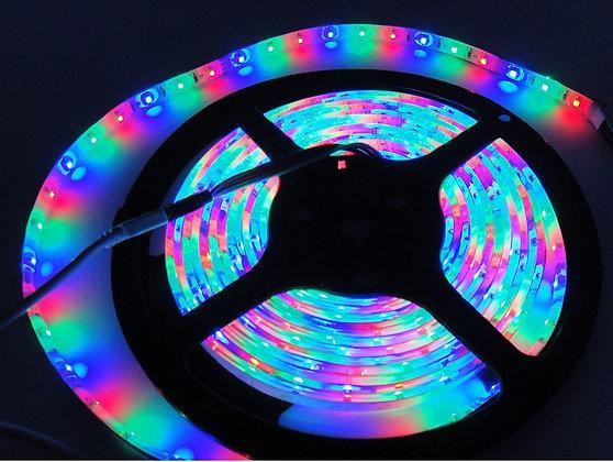 Tira LED RGB 5 metros [TLRGB1]