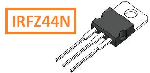 Transistor IRFZ44N