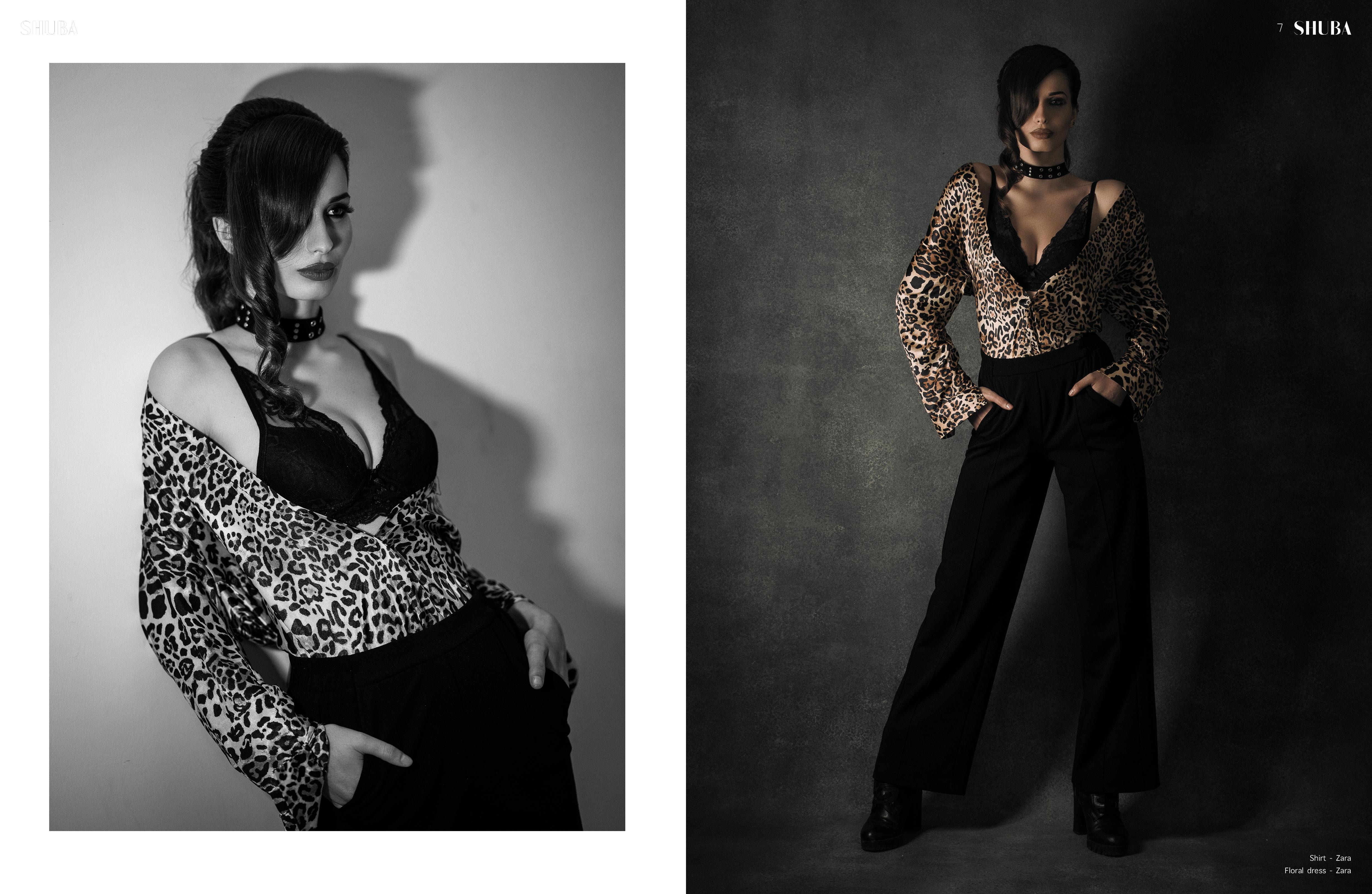 Fashion Editorial Shuba Magazine