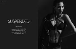 Suspended -Vertiqle Magazine Editorial