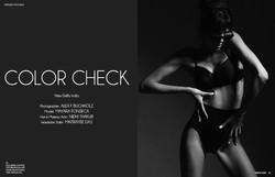 Fashion Editorial Vertiqle Magazine