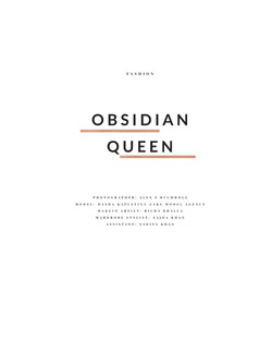 Obsidian Queen