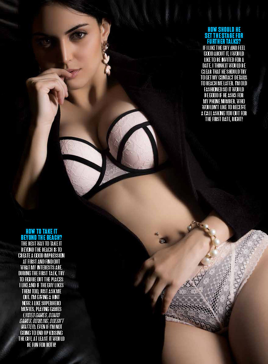 FHM India by Alex F Buchholz