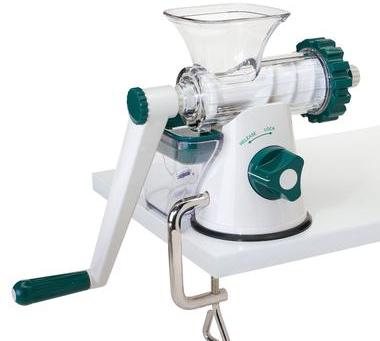 Extracteur ou centrifugeuse ?