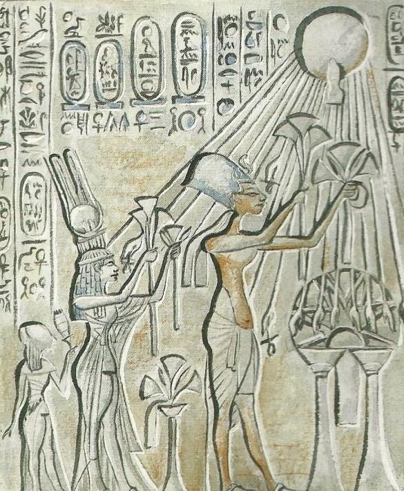 l'Egypte et la relation avec le soleil - Shuhari Sologne