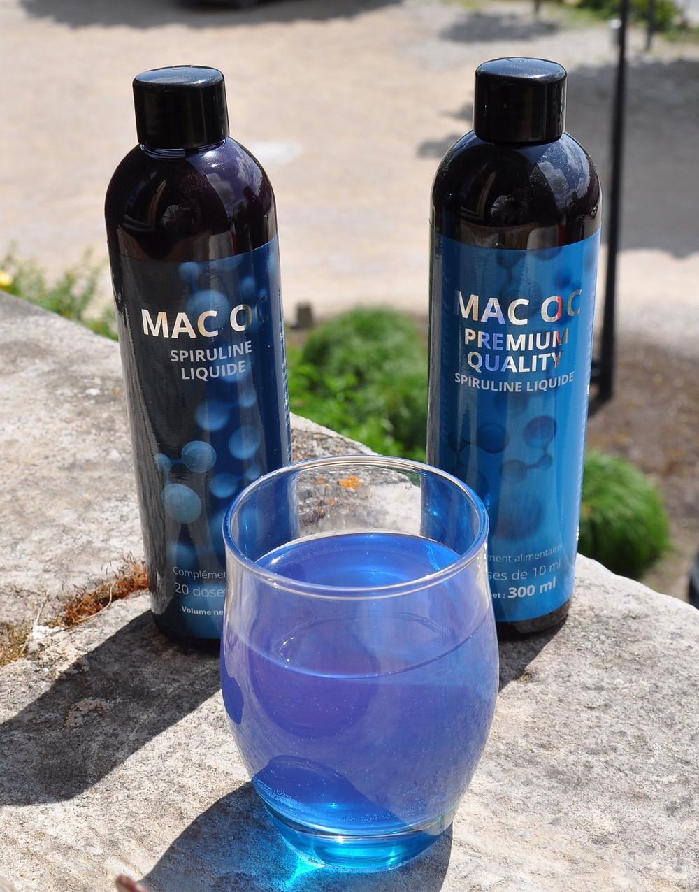 Article Blog Shuhari-Sologne.com La spiruline liquide
