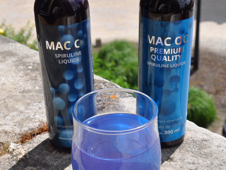 MAC OC CLASSIC : LA SPIRULINE LIQUIDE !