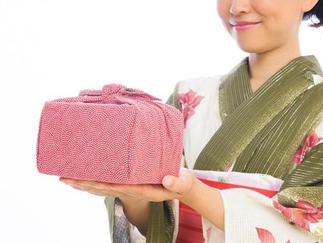 La culture du cadeau au Japon.