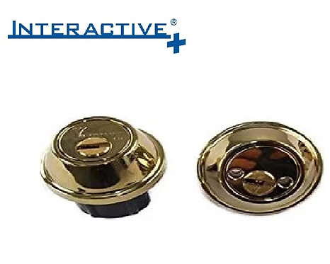 Mul-t-lock Interactive+ Double Cylinder Grade 2 Deadbolt