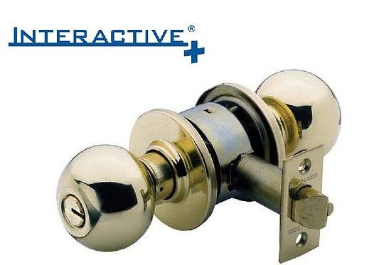 Mul-t-lock Interactive+ Grade 2 Doorknob