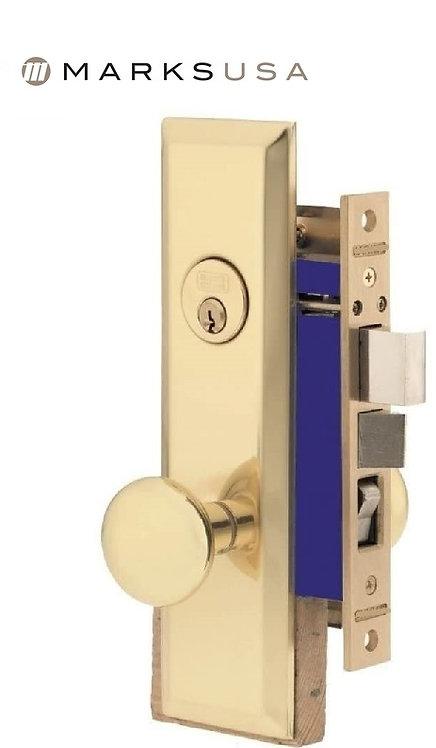 Marks USA 114A/3 Mortise Lockset Entry