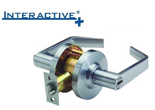 Mul-t-lock Interactive+ Commercial Door Lever Lockset Grade 2