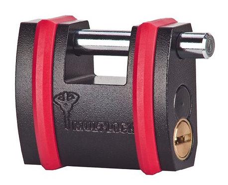 Mul-T-Lock MT5+ SBNE10, Grade 3, 10mm, Sliding Bolt