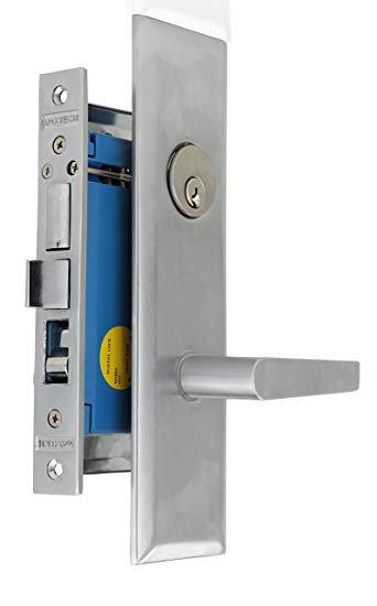 Mul-T-Lock Junior Mortise Lever Lockset Entry