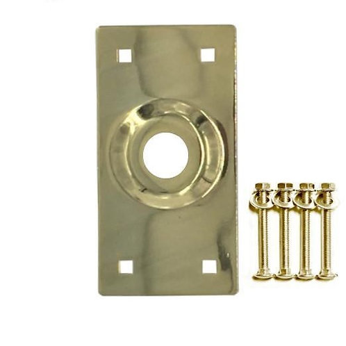 Faceplate Cover / Protector for Rim Cylinders