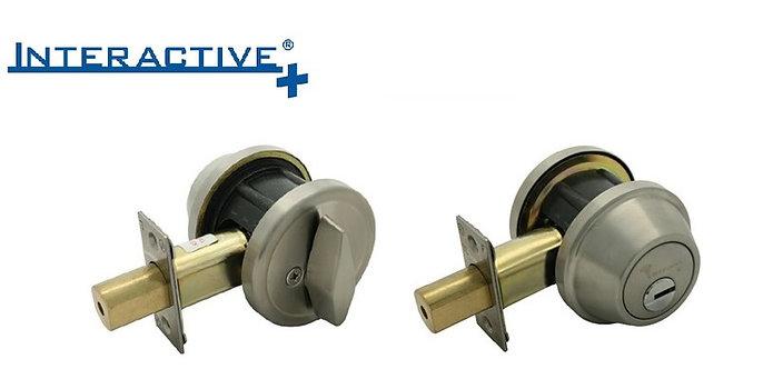Mul-t-lock Interactive+ Single Cylinder Grade 2 Deadbolt