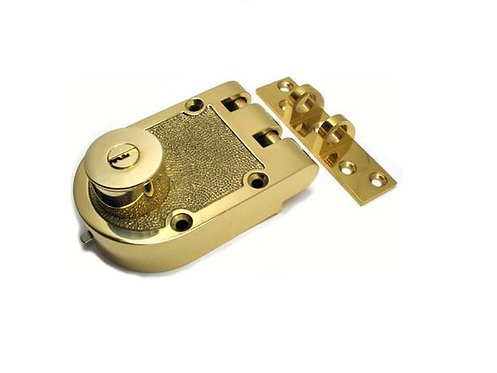 Mul-t-lock Junior Double Cylinder Jimmy Proof Grade1