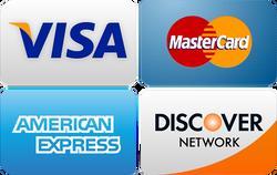 Urgent Locksmith - Credit Cards