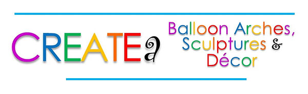 CREATEa Balloon Arches - Sculptures and Decor