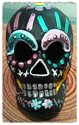 JLip Skull 3 (SOLD)