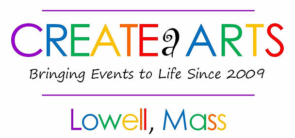 CREATEa - An Arts & Event Services Company in Lowell Mass