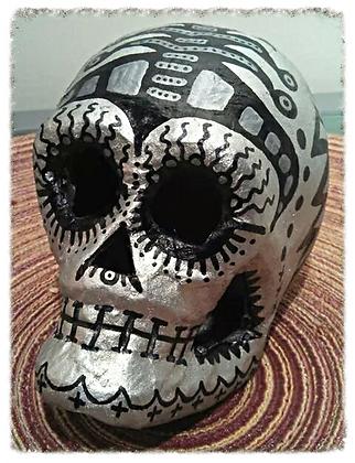 JLip Skull 4 (SOLD)