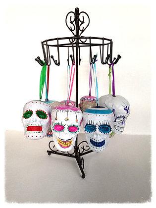 Hanging Skulls Example