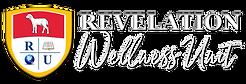 REVELATION UNIVERSITY LOGO White Wellnes