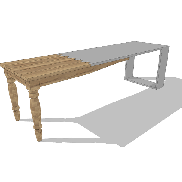 _New &ntique table.