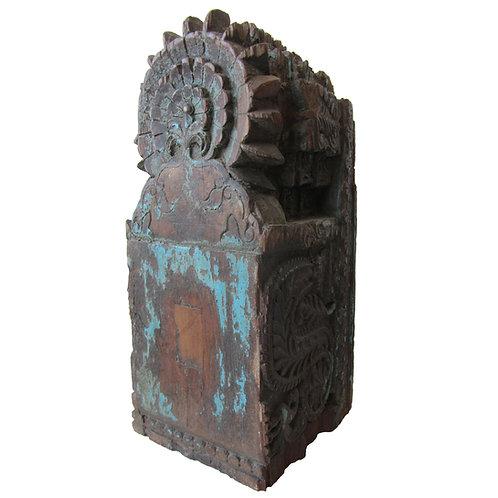 R/º_Cºllected™ | Antiek houten object.