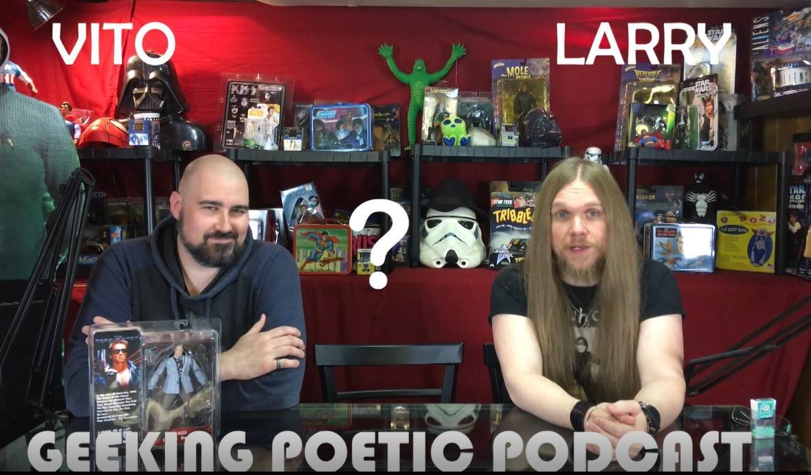 "GEEKING POETIC UPCOMING ""TIME TRAVEL"" PODCAST DISCUSSION"