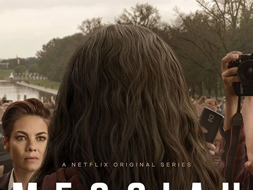 Messiah | Season: una serie que invita a la reflexión.Recomendadisima.
