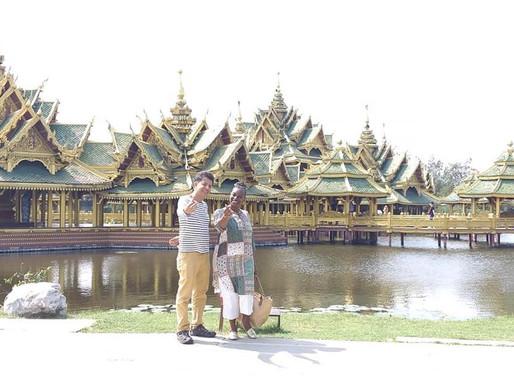 Tailandia - Un camino sin agenda donde entendí que meditar es medicar