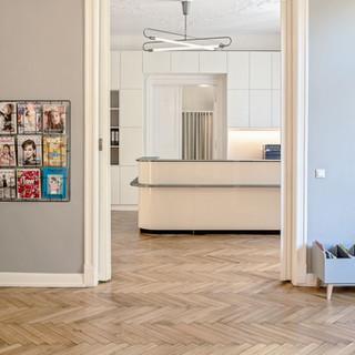 Individueller Innenausbau für Arzt-Praxen und Anwalt-Büros in Berlin