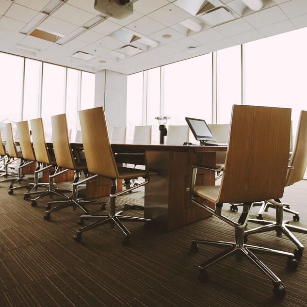 Individueller Innenausbau für Geschäftsräume und Büros in Berlin