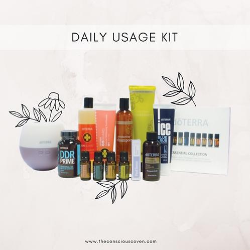 Daily Usage Kit