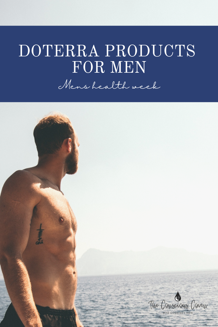 DoTerra for Men